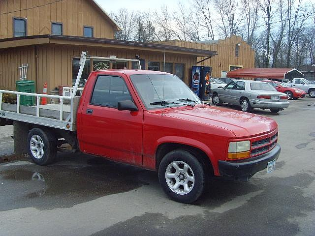 1995 Dodge Dakota #13