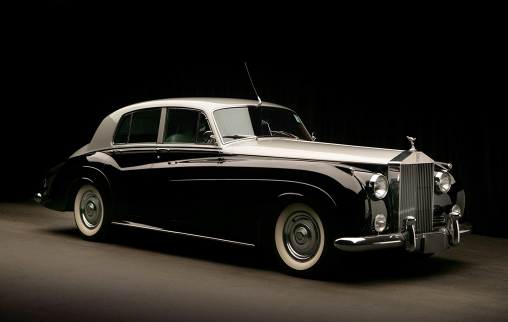 1959 Rolls royce Silver Cloud #18
