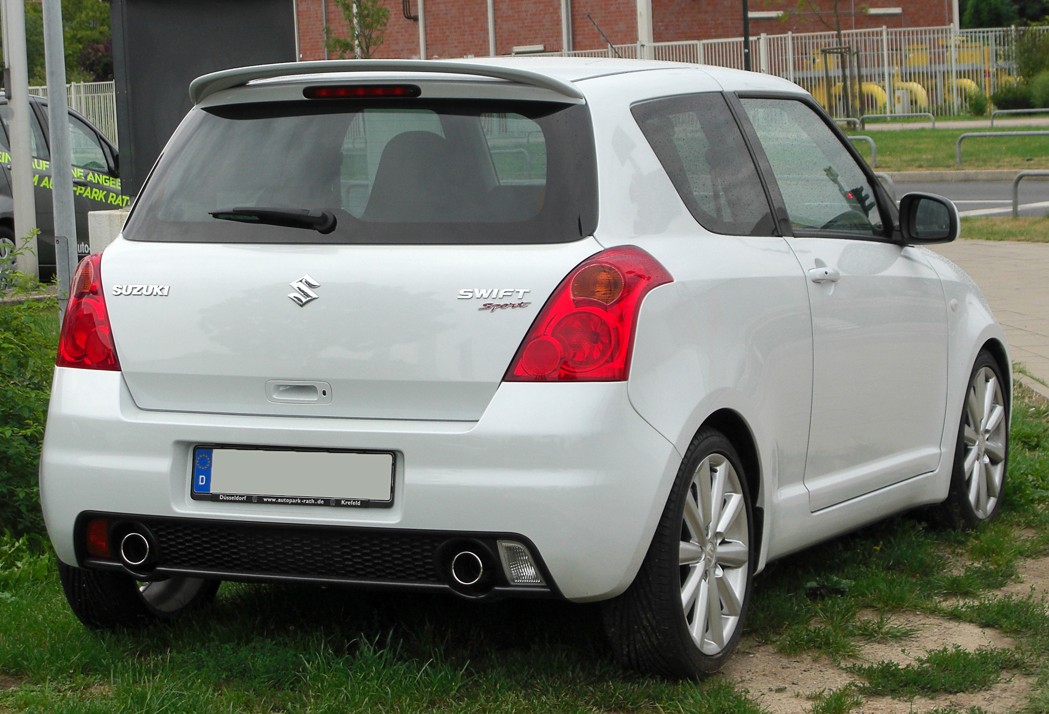 Suzuki Swift #1