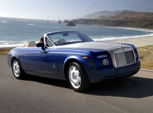 2008 Rolls Royce Phantom Drophead Coupe #4
