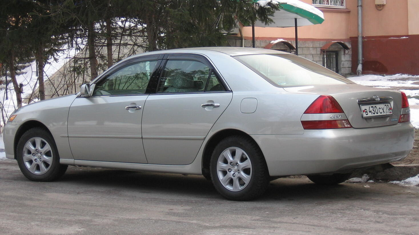Toyota Mark II #2