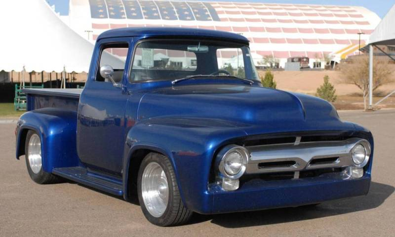 1956 Ford F #8