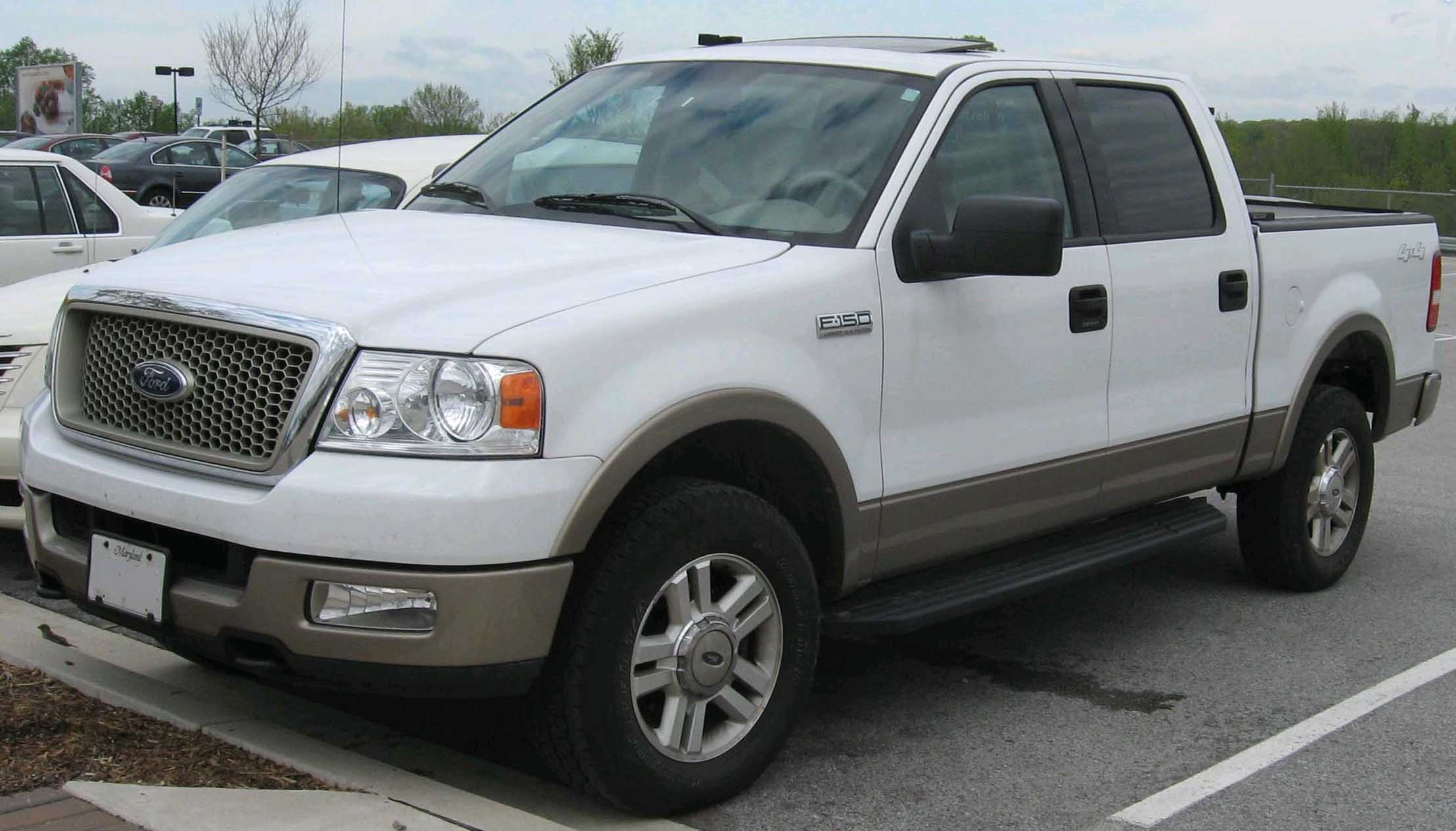 2004 Ford F-150 #2