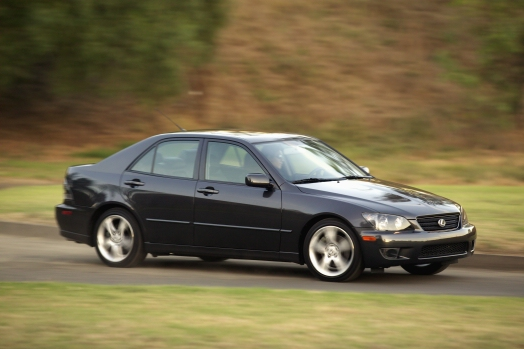2004 Lexus IS #10