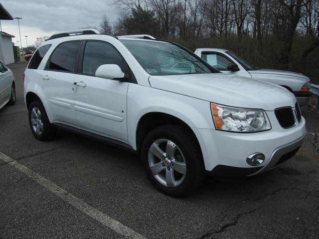 2007 Pontiac Torrent #4