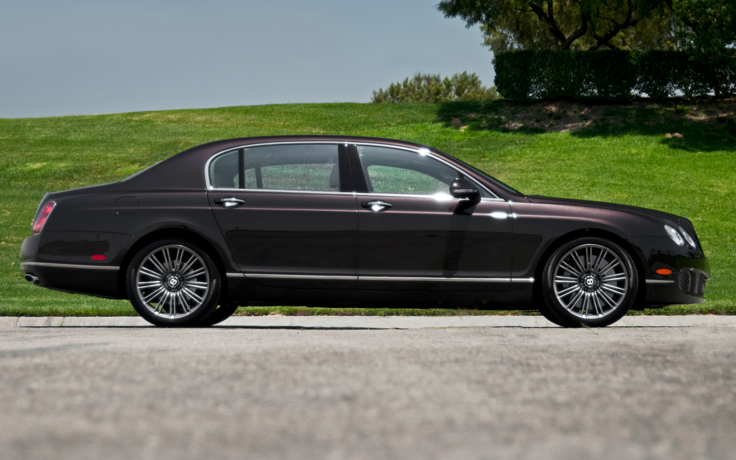 2010 Bentley Continental Flying Spur Speed #4