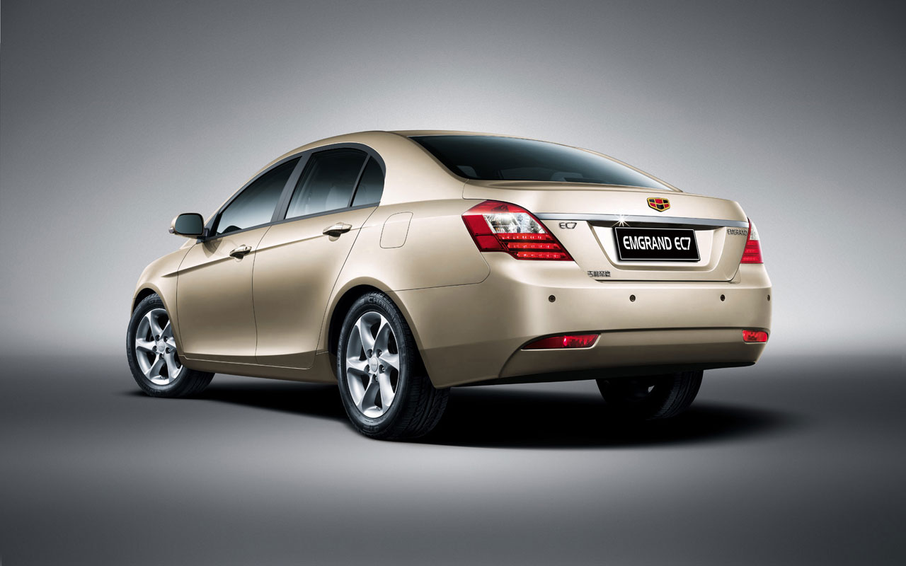 Geely  #8