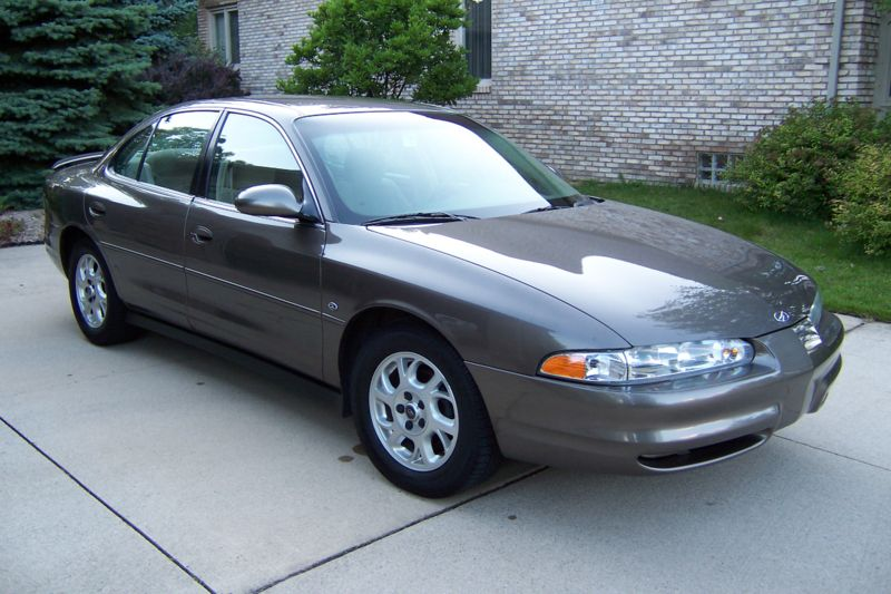 2001 Oldsmobile Intrigue #15