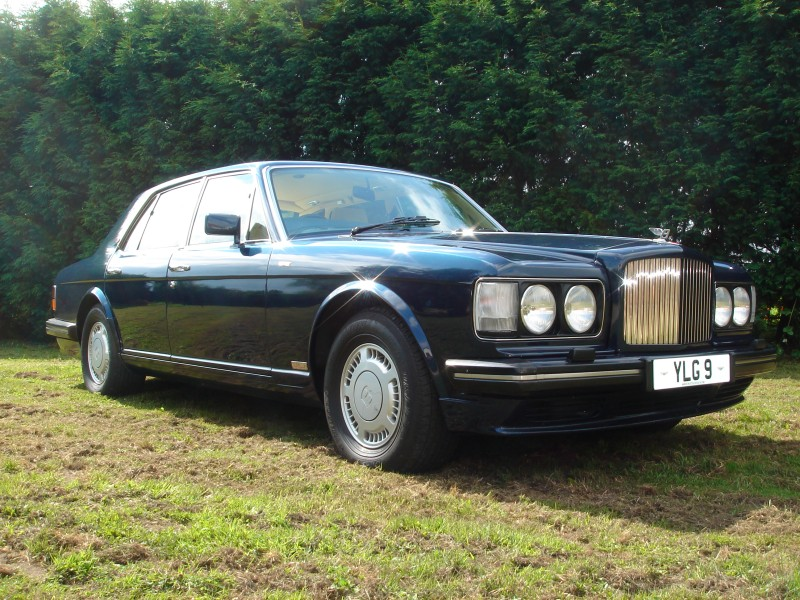 Bentley Turbo #14