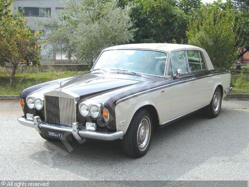 1976 Rolls royce Silver Shadow #15