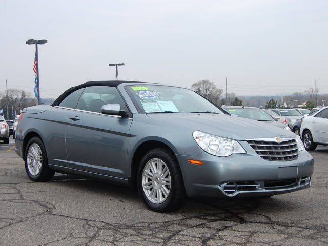 2009 Chrysler Sebring #9