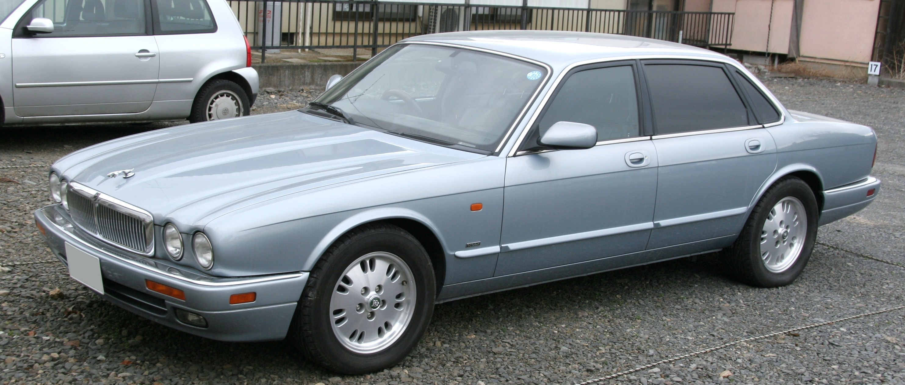 1994 Jaguar Xj-series #7