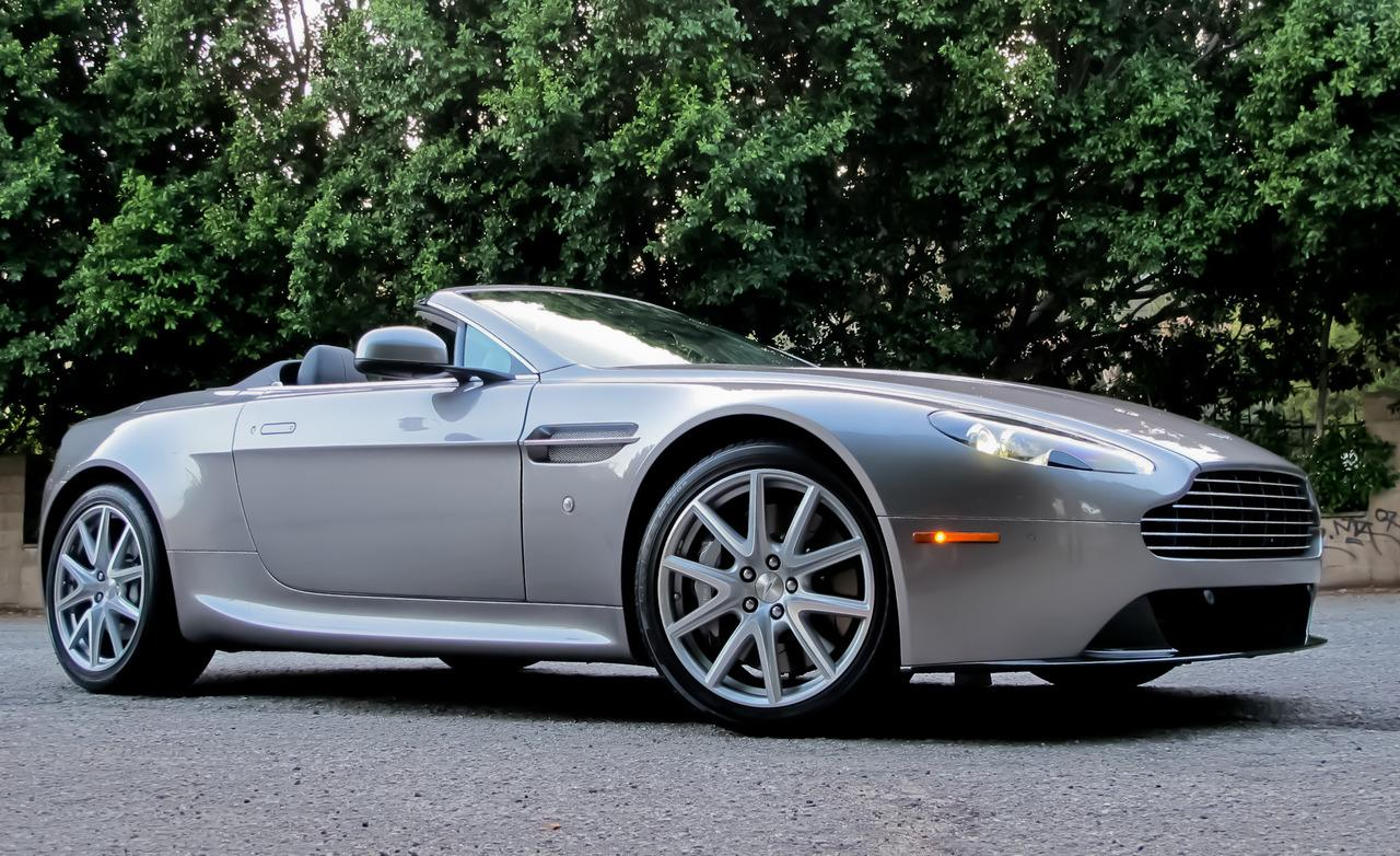 2013 Aston Martin V8 Vantage Photos Informations Articles