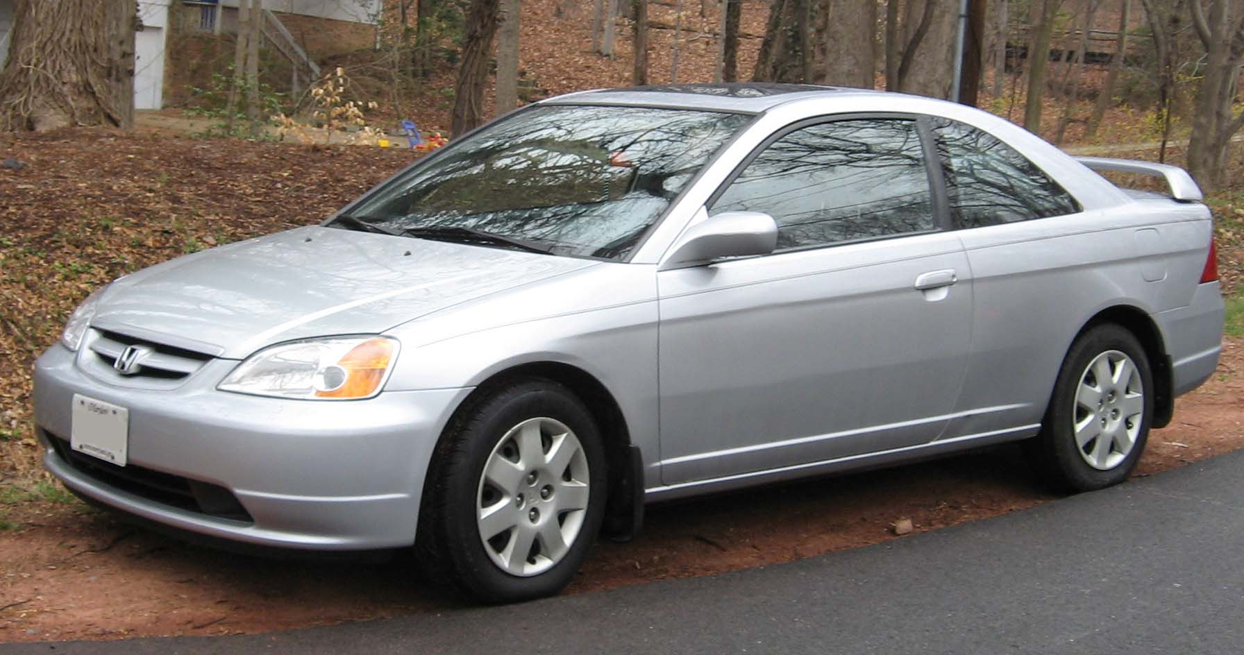 2001 Honda Civic #9