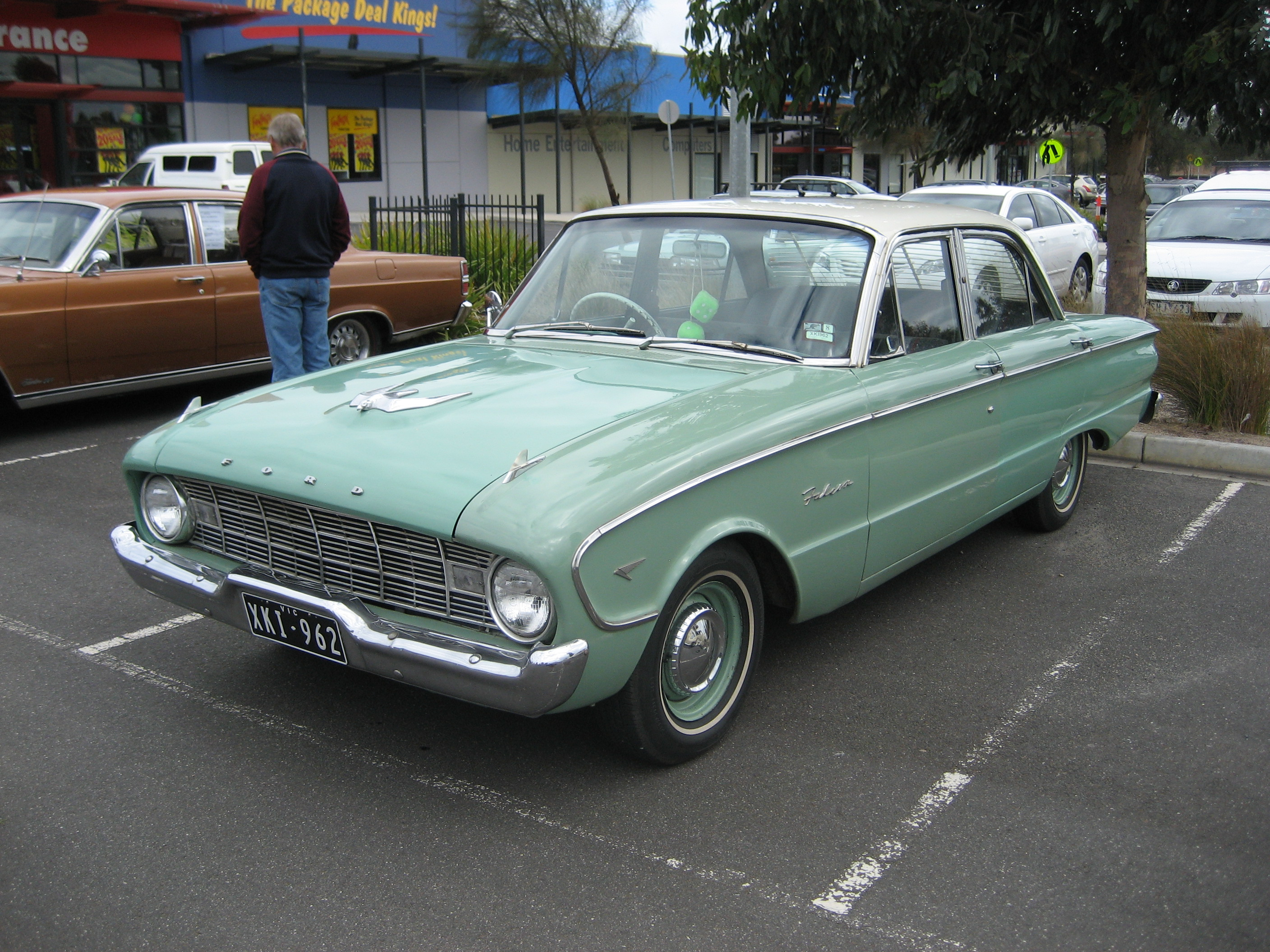 Ford Falcon Photos Informations Articles 1960 Ranchero Wiring Harness 5