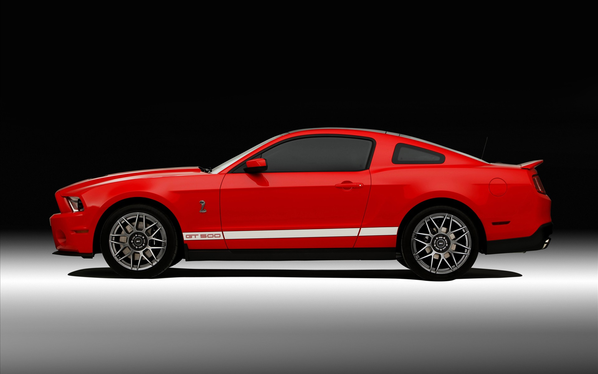 2011 Ford Shelby Gt500 #8