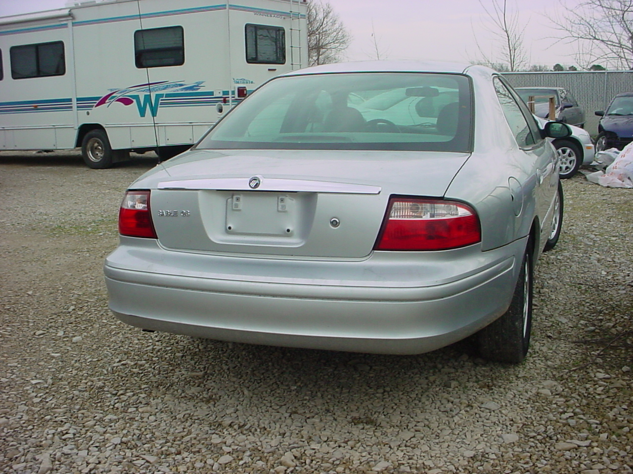 2005 Mercury Sable #13