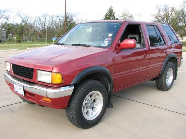1995 Honda Passport #3