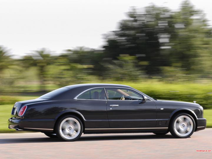 2010 Bentley Brooklands #16