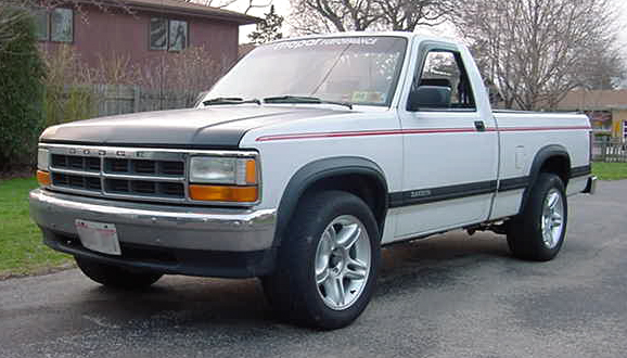 1992 Dodge Dakota #13