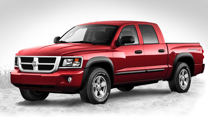 2009 Dodge Dakota #3