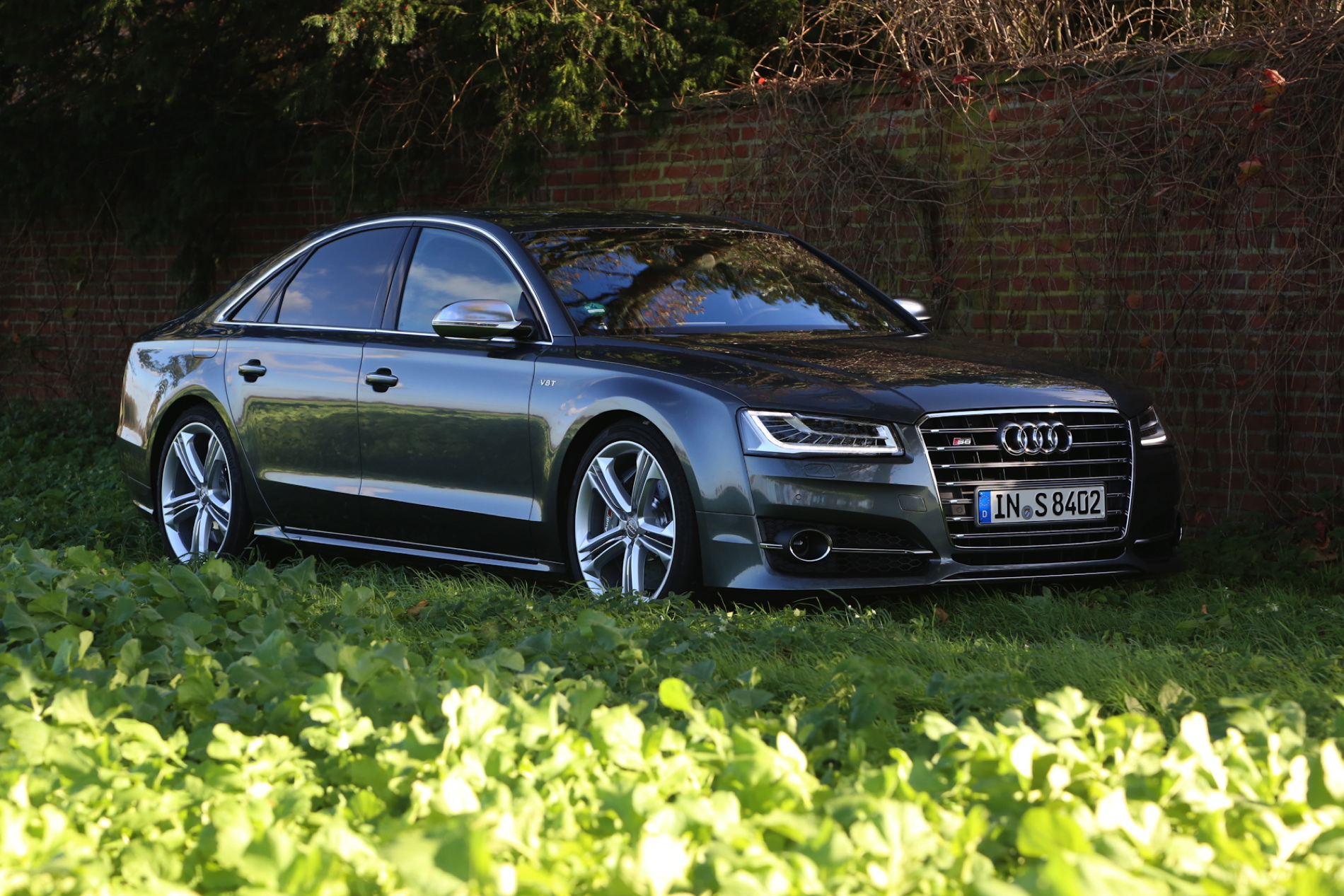 2015 Audi S8 Photos Informations Articles Bestcarmagcom