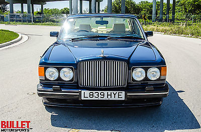 1994 Bentley Turbo #11