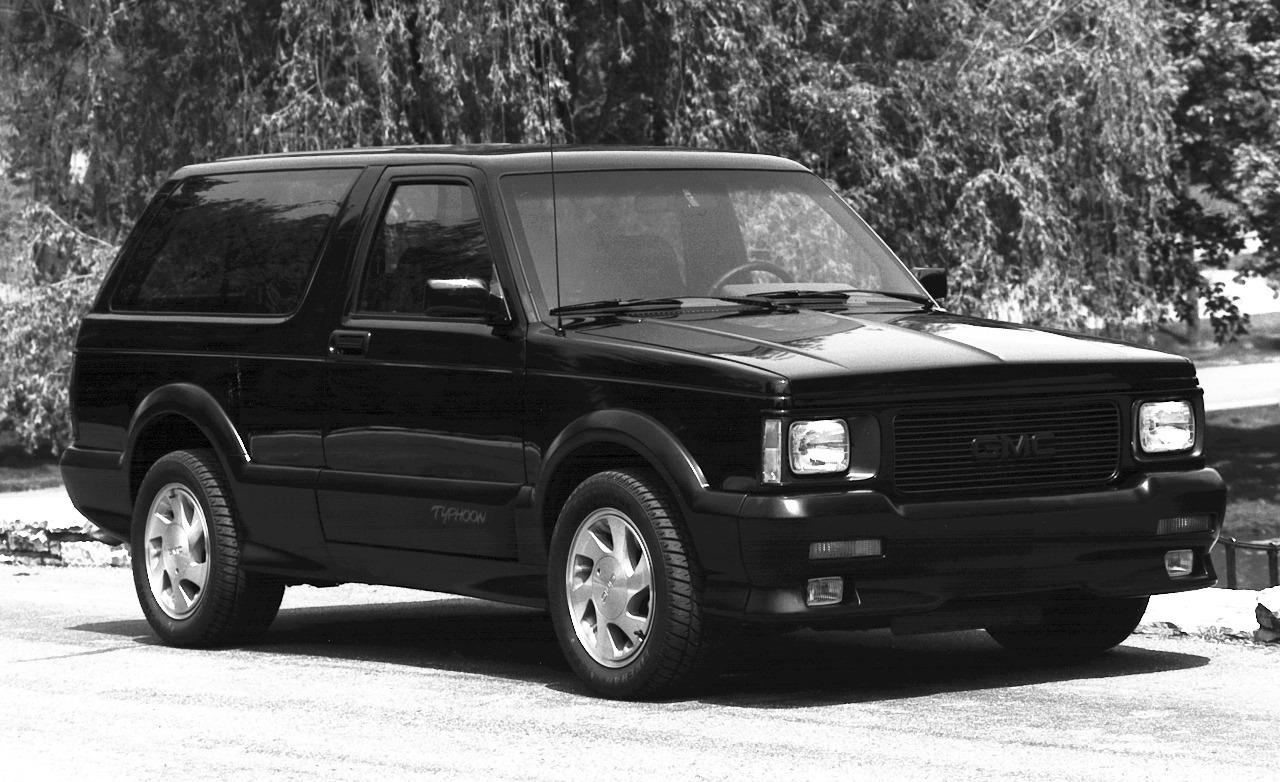 GMC Typhoon #18