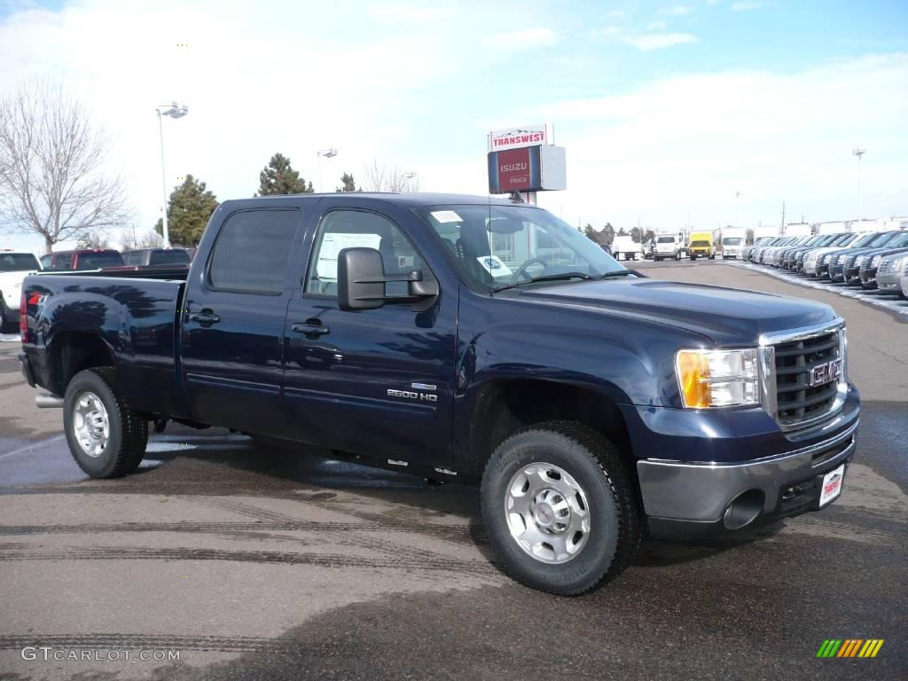 2010 GMC Sierra 2500hd #2