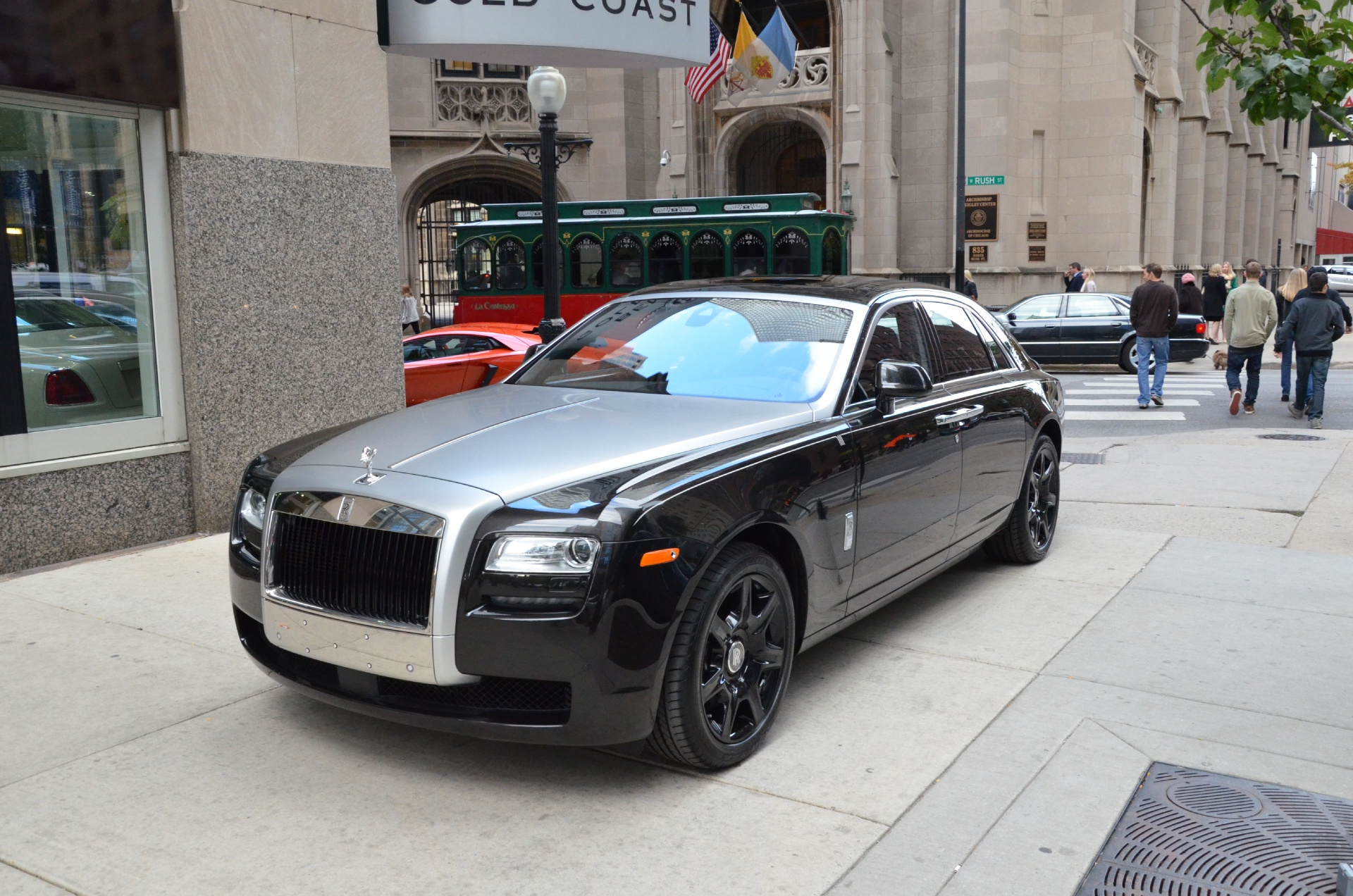 2014 Rolls royce Ghost #7