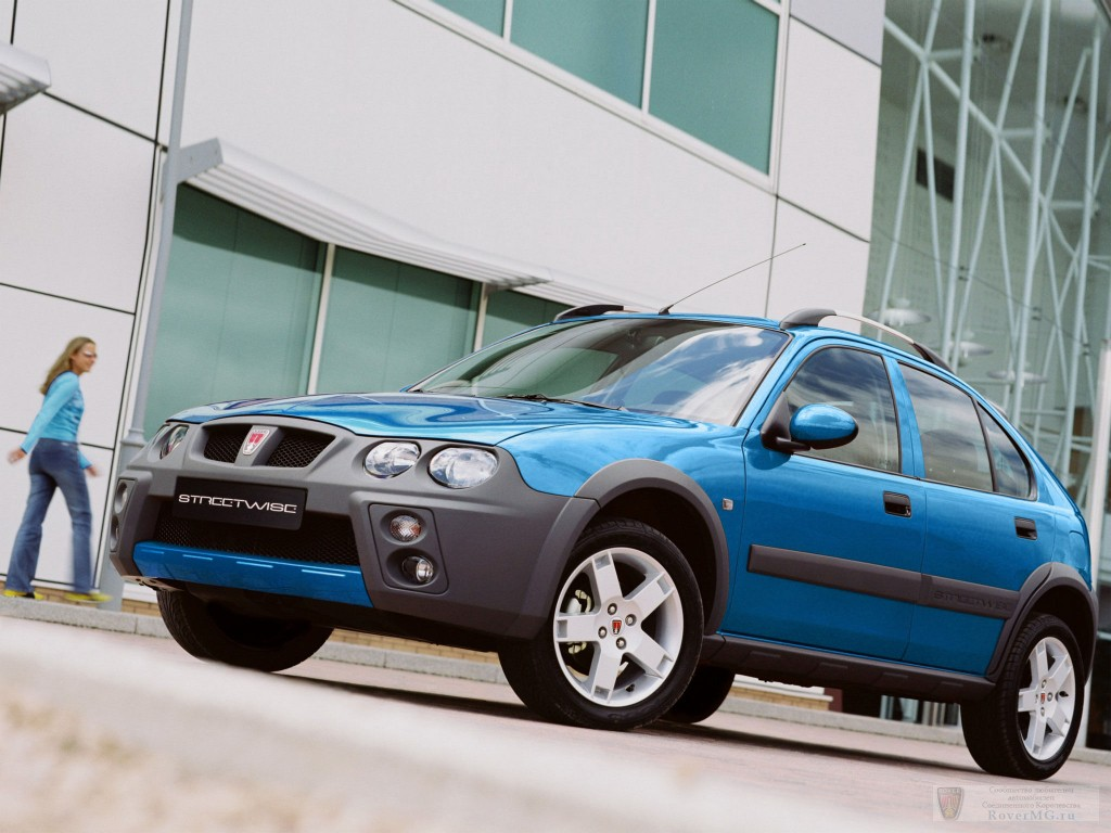 2008 Rover Streetwise #19