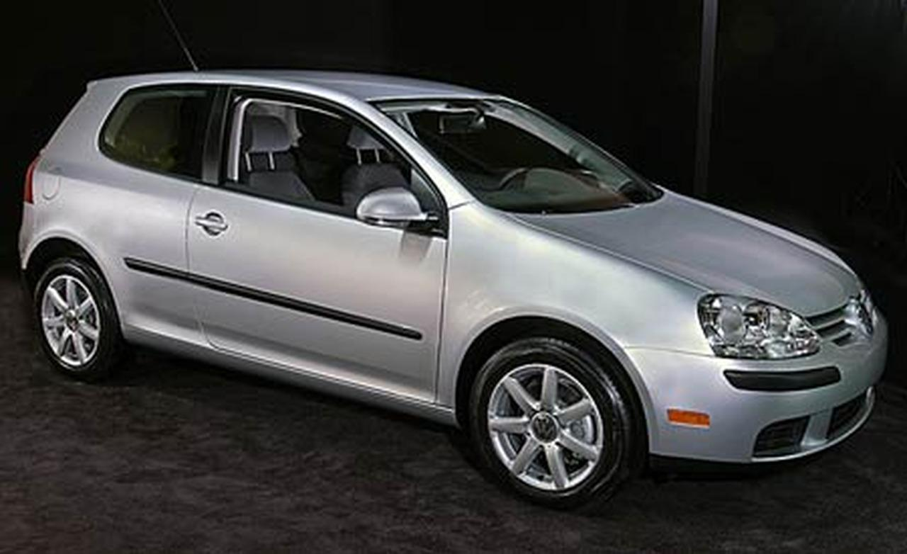 2007 Volkswagen Rabbit #7