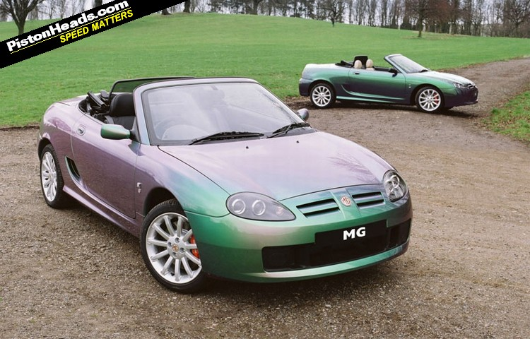 Rover MGF #11