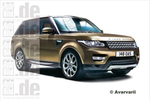 Land Rover ALL-NEW Range Rover #15