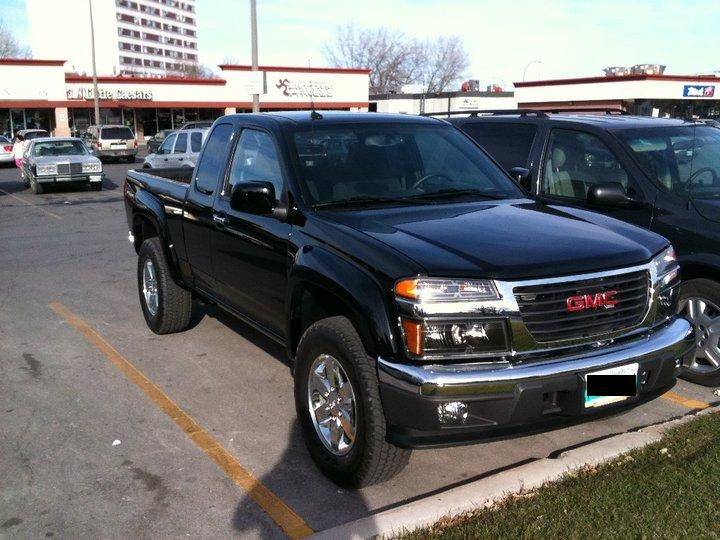 2010 GMC Canyon #9