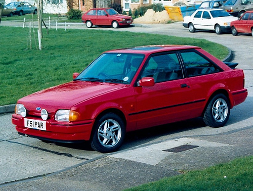 1989 Ford Orion #12
