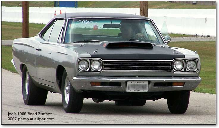 Plymouth Road Runner #17
