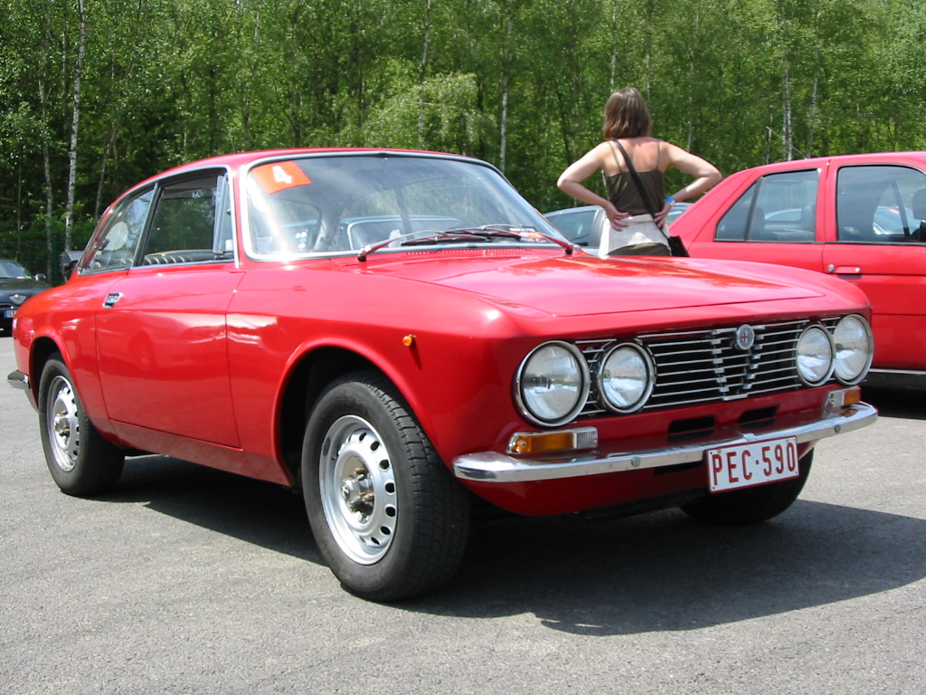 1975 Alfa Romeo Gt Photos Informations Articles 1300 Junior Restoration Windscreen Wiper Motor 1