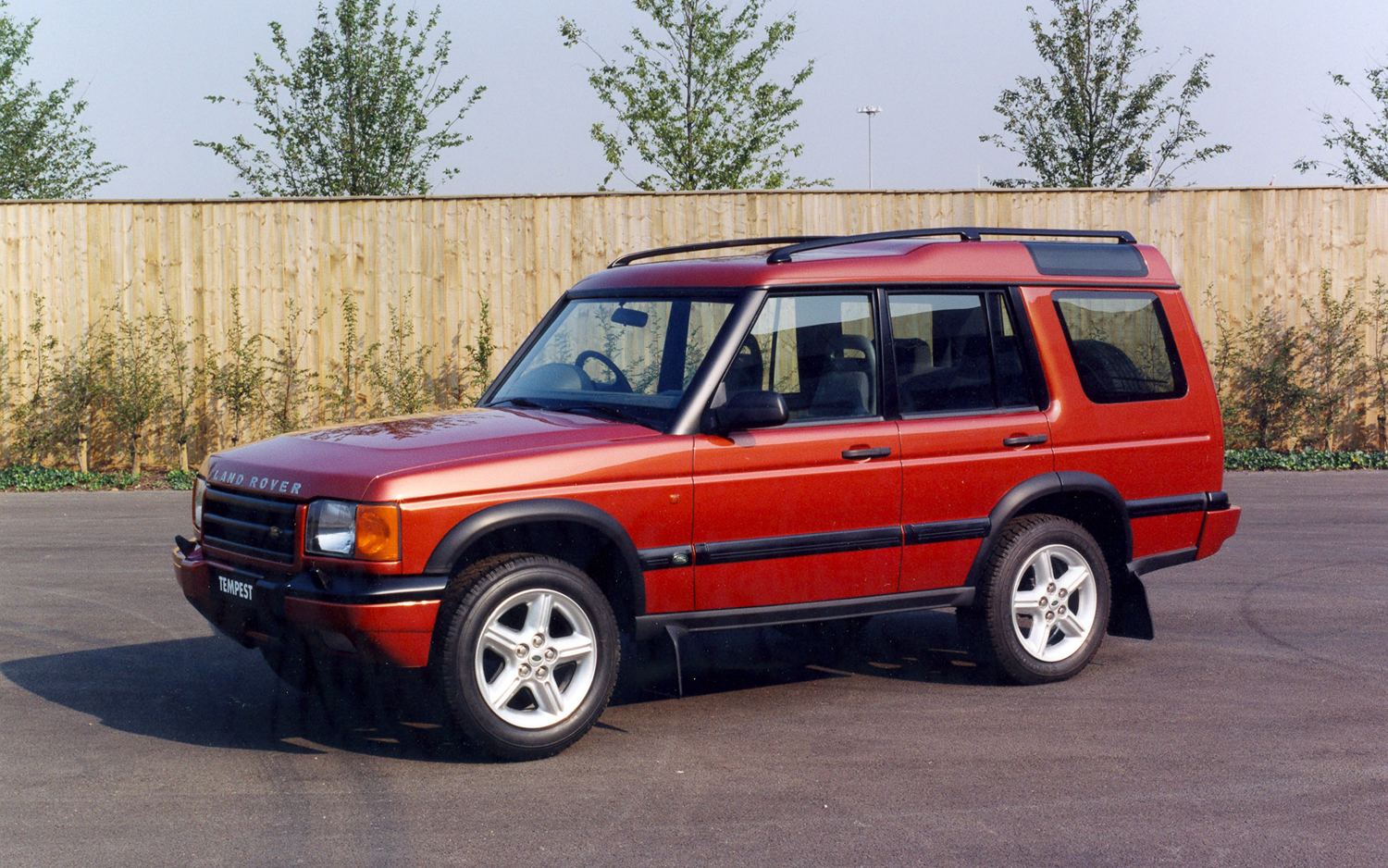 1998 Land Rover Discovery #16