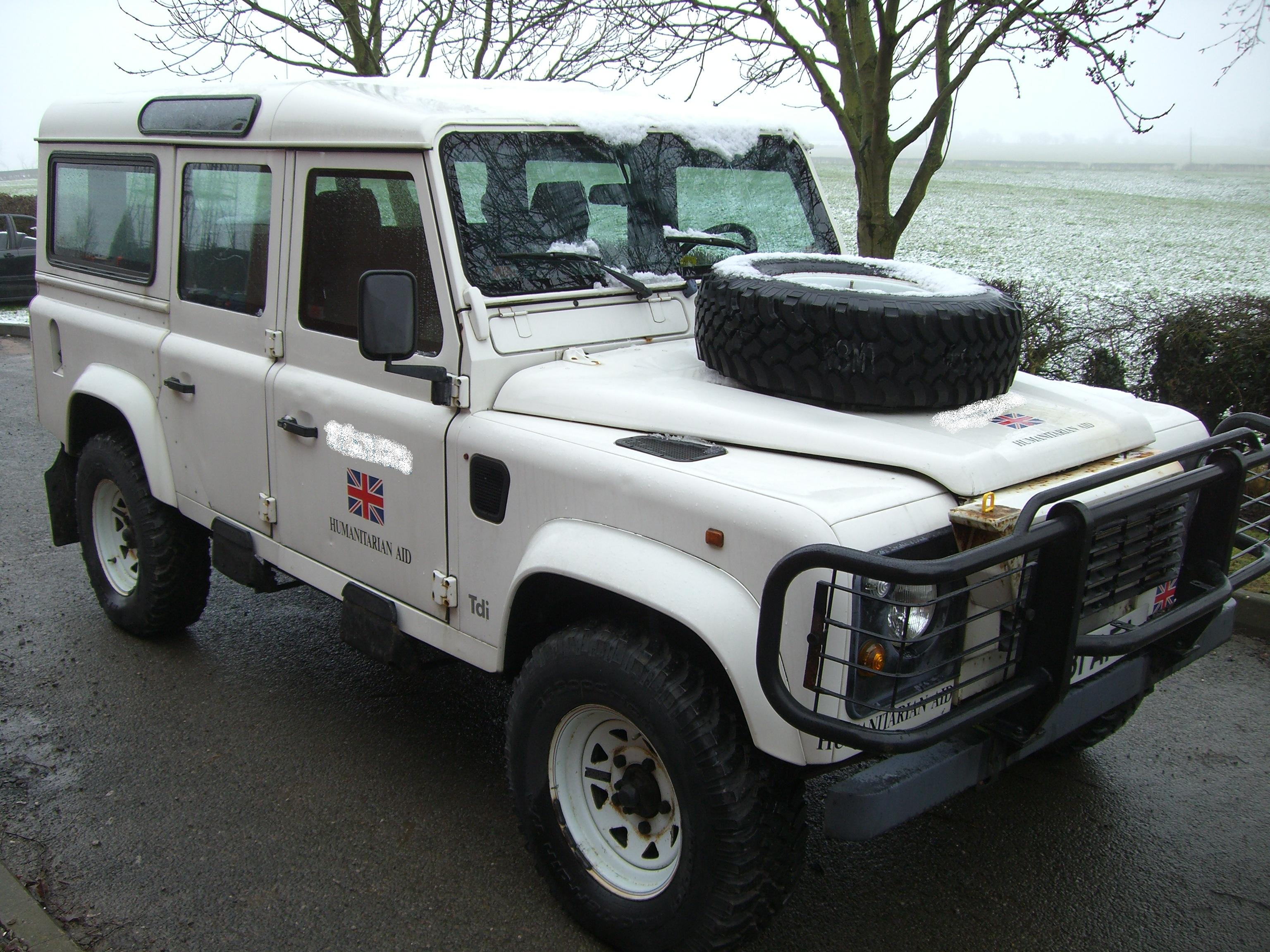 1994 Land Rover Defender #7