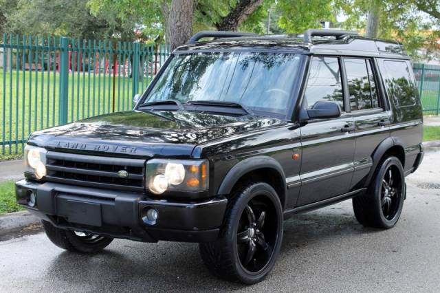 2003 Land Rover Discovery #8