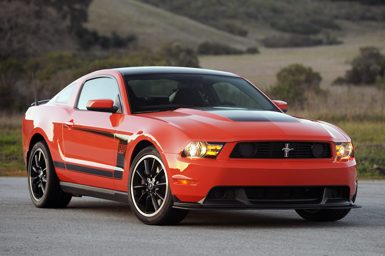 2012 Ford Mustang #10