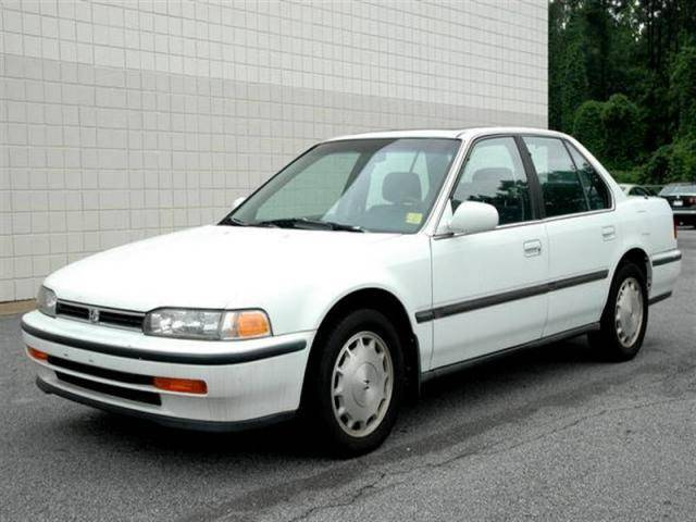 1992 Honda Accord #12