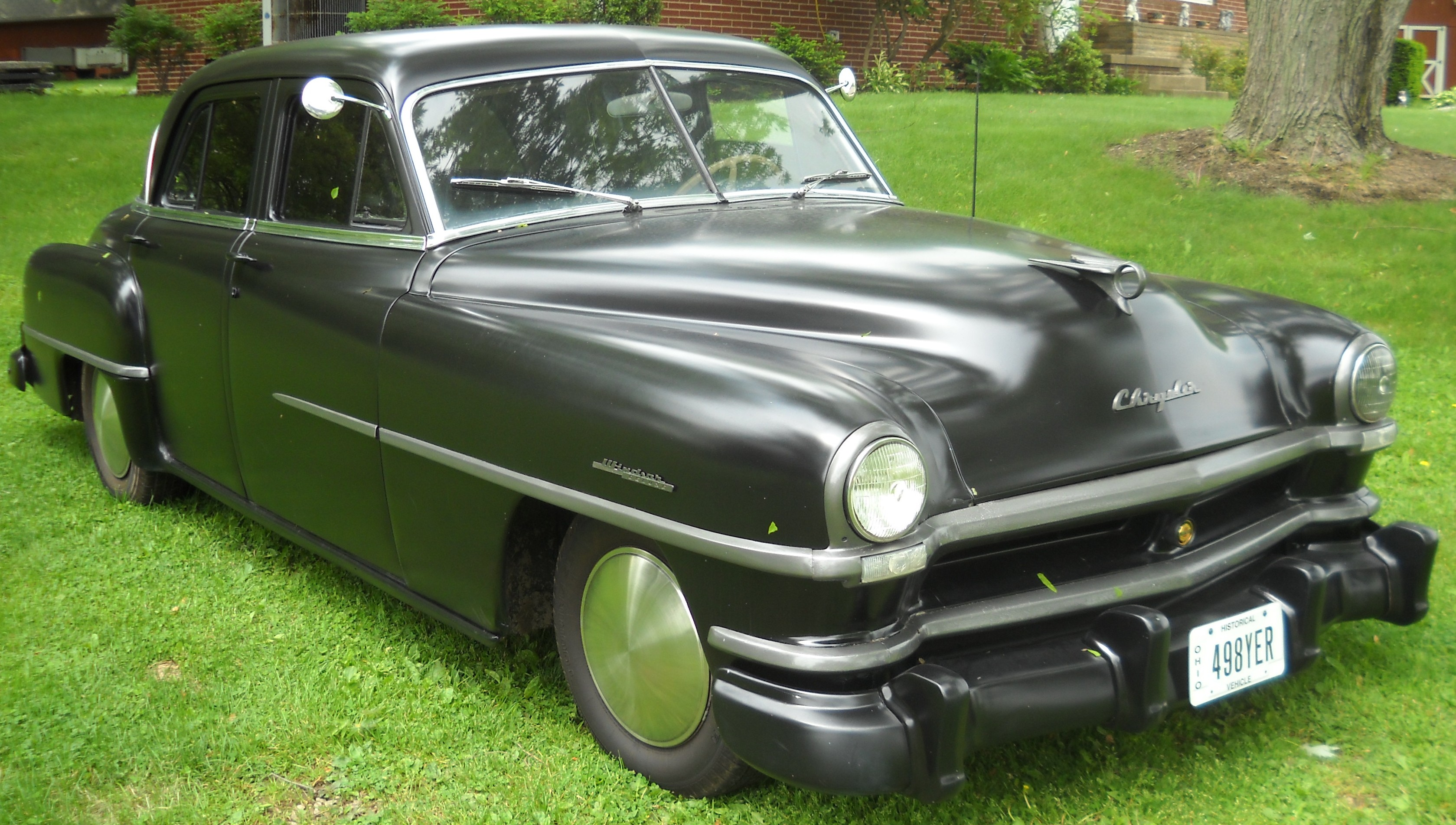 1952 Chrysler Windsor #13