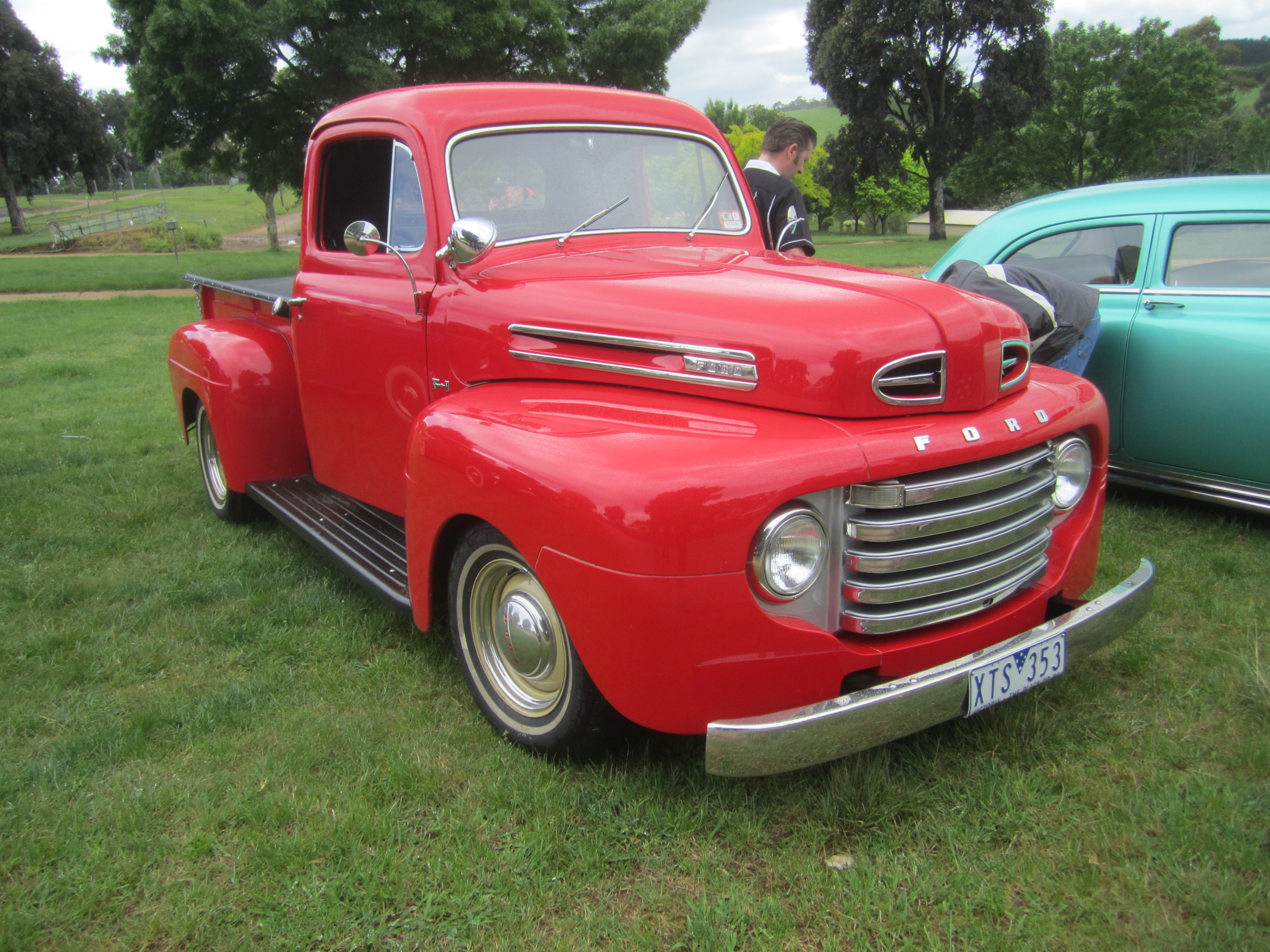 1948 Ford F Photos Informations Articles Mustang Coupe 7