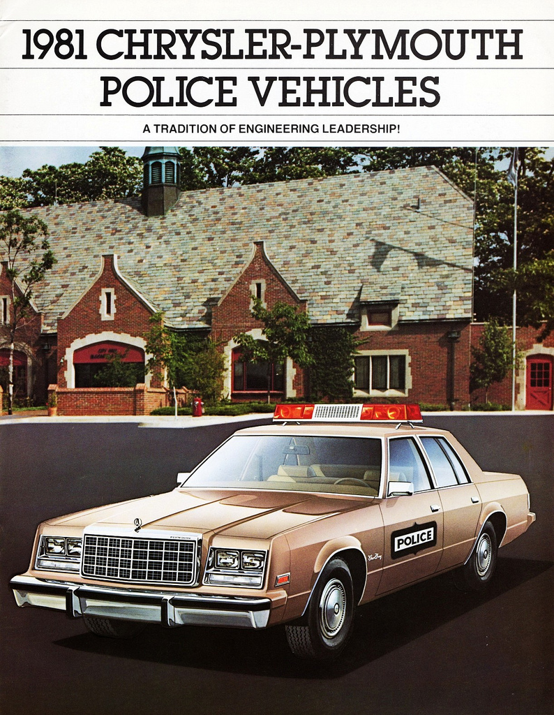 1981 Plymouth Gran Fury #12