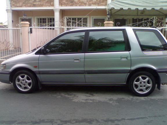 1994 Mitsubishi Space Wagon #2