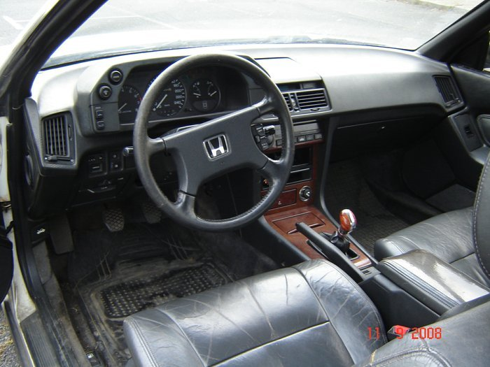 1989 Honda Legend #6