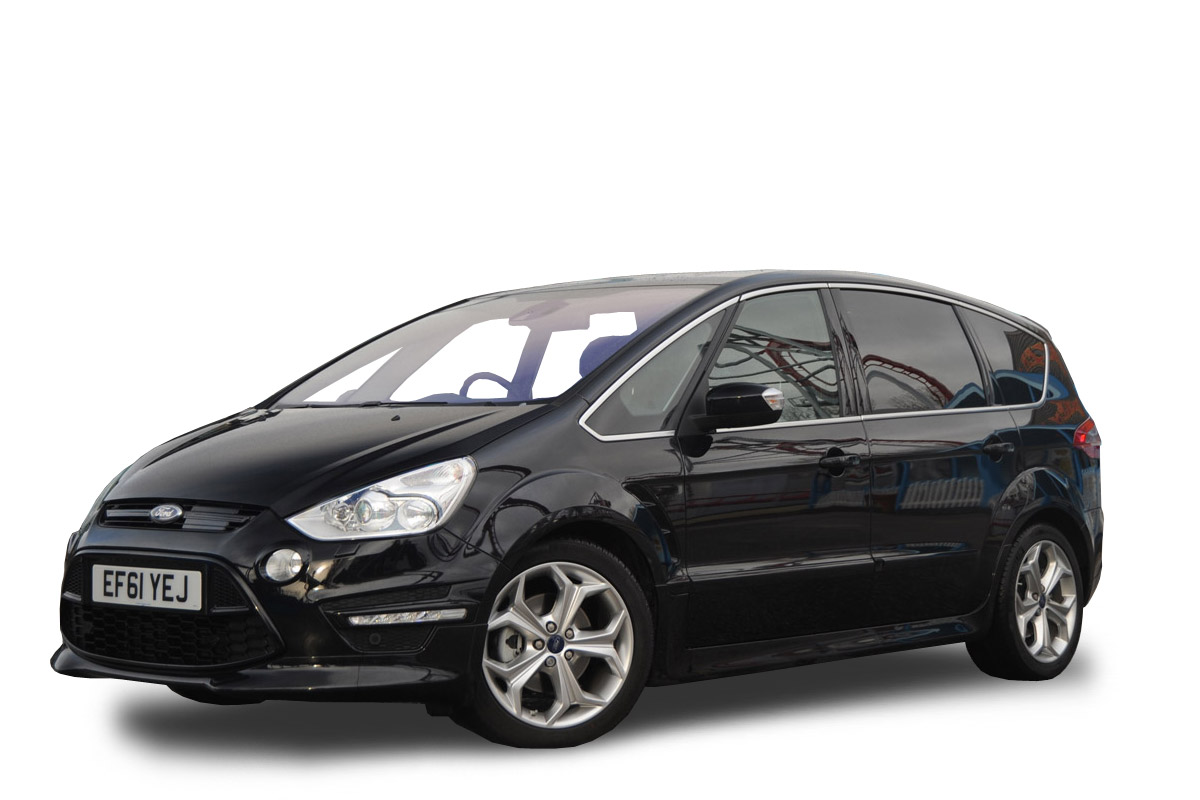 2012 Ford S-Max #12