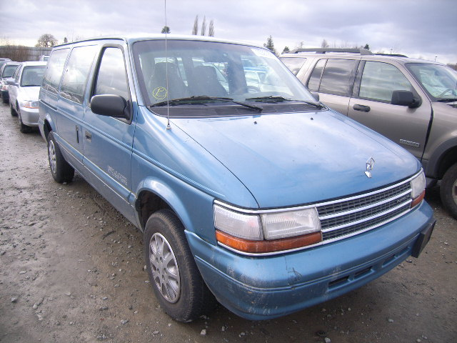 1994 Plymouth Grand Voyager #11
